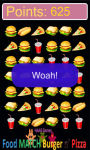 food match burger and pizza game free screenshot 4/5