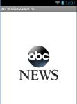 ABC News Reader Lite screenshot 1/5