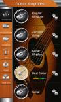 Guitar Ringtones HQ screenshot 2/6