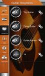 Guitar Ringtones HQ screenshot 4/6