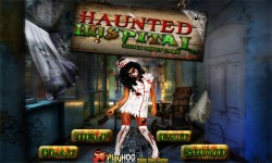 Free Hidden Object Games - Haunted Hospital screenshot 1/4