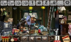 Free Hidden Object Games - Haunted Hospital screenshot 3/4