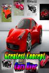 Greatest Concept Cars Ever screenshot 1/4