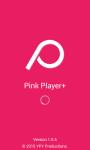 Pink Player screenshot 1/6