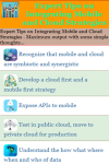 Expert Tips on Integrating Mobile and Cloud Strate screenshot 2/3