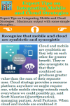 Expert Tips on Integrating Mobile and Cloud Strate screenshot 3/3