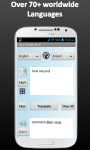 iTalk Language Translator screenshot 1/6