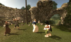 Elf Assassin Simulator 3D screenshot 1/6