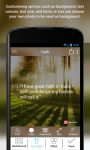 QuotePic - Quote Maker screenshot 2/3