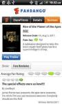 Fandango Movies App screenshot 3/6
