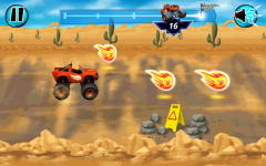 Spelen met Blaze total screenshot 2/5