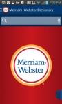 Dictionary - M-W Premium regular screenshot 1/6