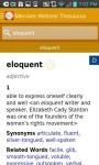 Dictionary - M-W Premium regular screenshot 4/6