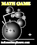 mathGame screenshot 1/1