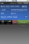 Swipe Credit Card Terminal screenshot 1/1
