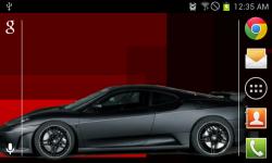 Ferrari F430 Live Wallpaper Free screenshot 1/4