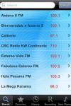 Radio Panama - Alarm Clock + Recording / Radio Panam - Reloj Despertador + Registro screenshot 1/1