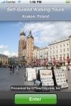 Krakow Map and Walking Tours screenshot 1/1