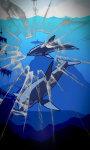 Anime dolphins Free screenshot 1/5