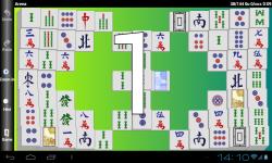 Mahjongg Titans screenshot 1/5