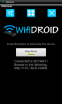 WifiDroid2012 screenshot 1/6
