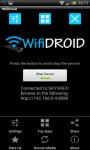 WifiDroid2012 screenshot 2/6