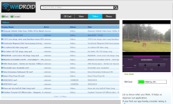 WifiDroid2012 screenshot 4/6