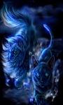 Blue Cat Live Wallpaper screenshot 4/6