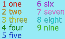 Learning Numbers for Kids 0-50 screenshot 2/4