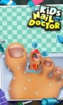 Kids Nail Doctor - Kids Games screenshot 3/5