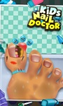 Kids Nail Doctor - Kids Games screenshot 4/5