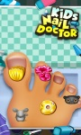 Kids Nail Doctor - Kids Games screenshot 5/5