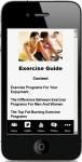 Exercise Programs screenshot 4/4