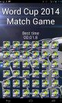 World Cup 2014 Match Game screenshot 4/6