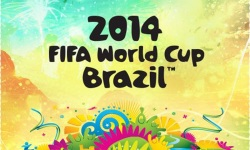 2014 world cup ball wallpaper for desktop screenshot 6/6