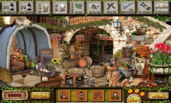 Free Hidden Object Game - Colonial Town screenshot 3/4
