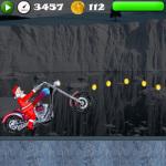 Santa Stunt Rider V2 screenshot 1/3