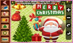 Christmas Well Wishes screenshot 1/3