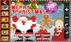 Christmas Well Wishes screenshot 2/3