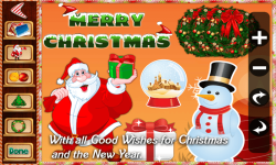 Christmas Well Wishes screenshot 3/3