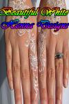 White Henna Designs screenshot 1/4