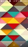 Abstracts 3D Live Wallpaper screenshot 4/4
