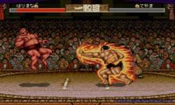 sumo Wrestler Harimande screenshot 1/4
