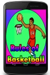 Rules of Basketball screenshot 1/3