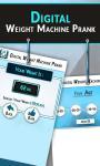 Digital Weight Machine Scanner Prank screenshot 6/6