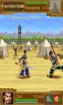 Three Hegemony 3DS screenshot 2/6
