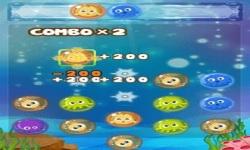 Dancing bubbles Game screenshot 2/6