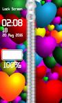 Love Zipper Lock Screen Best screenshot 4/6