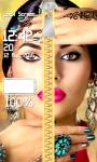 Zipper Lock Screen Hindi Girl screenshot 4/6