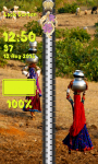 Zipper Lock Screen Hindi Girl screenshot 6/6